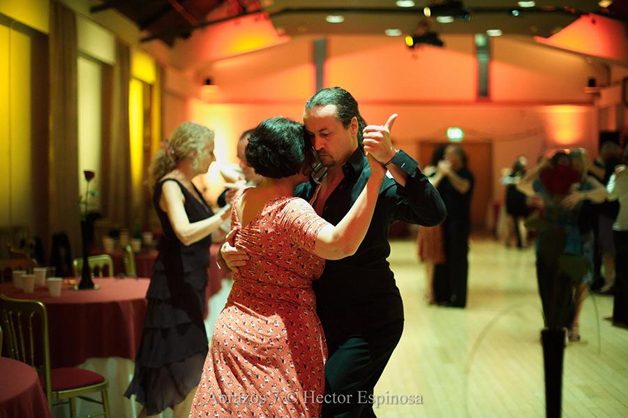 Social dancing @ Abrazos, Totnes, UK
