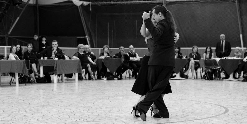 Demo @ Tango Te, Ferrara, Italy