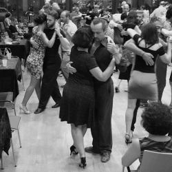 Social dancing @ FCA, Saarbrücken, Germany