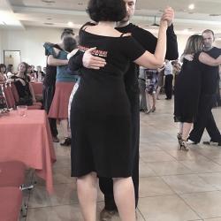 Social dancing @ Yo Soy Milonguero, Cremona, Italy