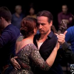 Social dancing @ Abrazame, Barcelona, Spain