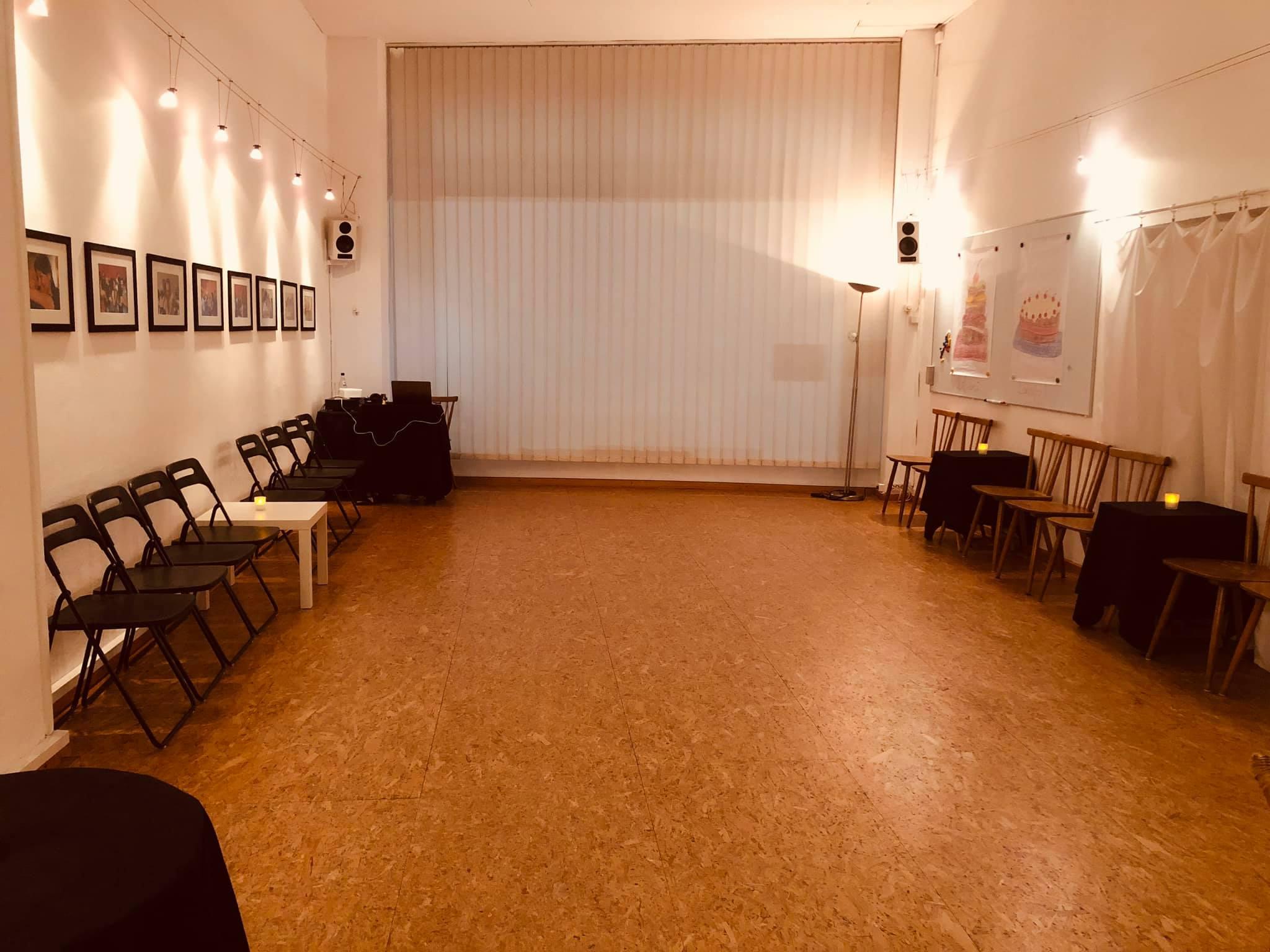 Our Tangokombinat studio